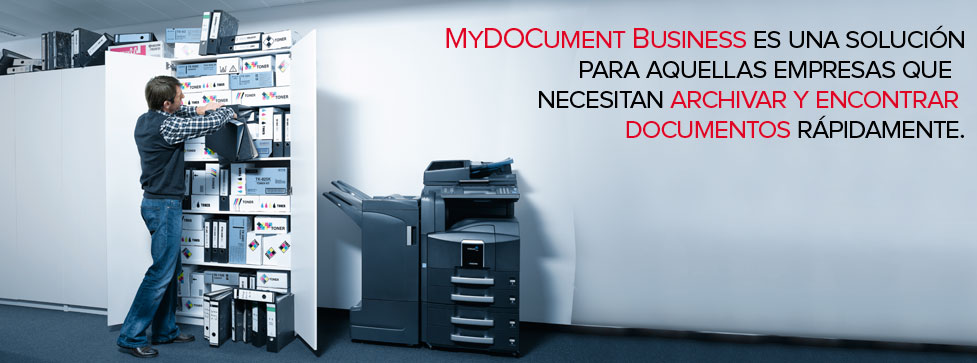 Gestor Documental MyDOCUment Business